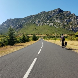 France's chillest road.