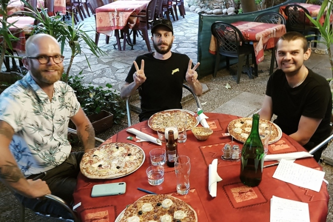 PizzaPartyofThree