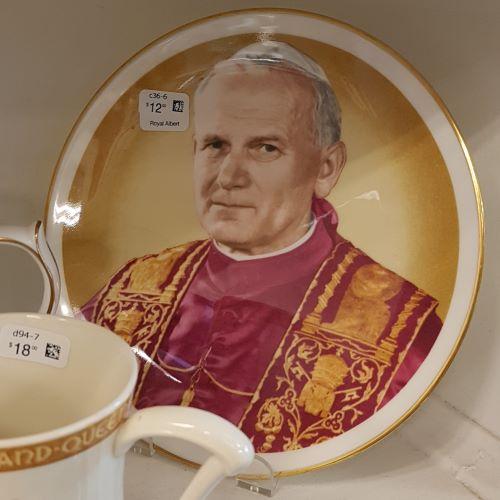 PopePlate