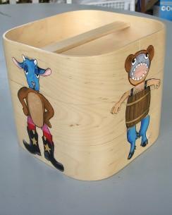 Customized Jewelry Box 2010