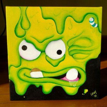 Slime Face 2016